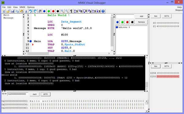 MMIXVD Screenshot1